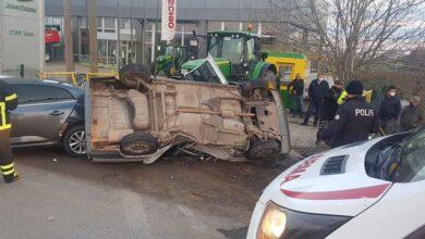 Photo of Feci kaza: 1 ölü, 1 yaralı