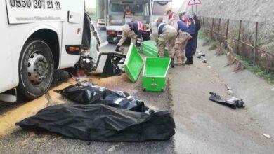 Photo of Urfa'daki Kazada Ölenlerin Kimlikleri Belirlendi