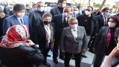 Photo of Şanlıurfa Esnafı, Sorunlarını Bakan Pekcan'a Anlattı