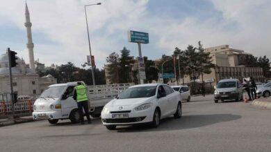 Photo of Urfa'da Hafta Sonu Yüzlerce Kişiye Ceza Yağdı