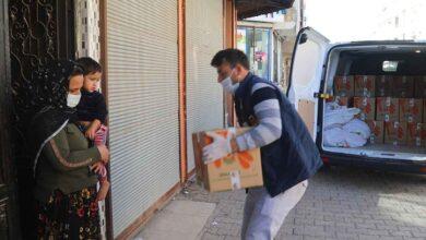 Photo of Şanlıurfa'da Kısıtlamada ihtiyaç sahipleri unutulmadı
