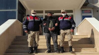 Photo of Urfa'da 14 yıl hapis cezası bulunan şahıs yakalandı