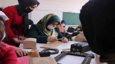 Photo of Şanlıurfalı kadınlar Osmanlıdan kalma sanatı yaşatıyor
