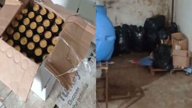 Photo of Şanlıurfa'da 6 bin litre sahte alkol ele geçirildi