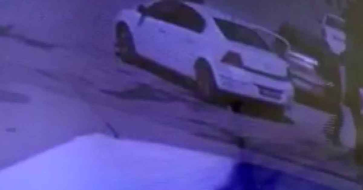 Şanlıurfa'da eve silahlı saldırı kamerada