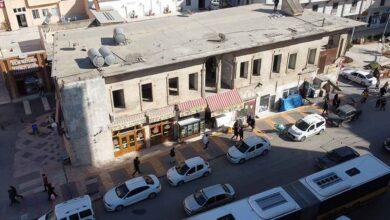 Photo of Şanlıurfa'nın göbeğindeki tarihi konak restore ediliyor