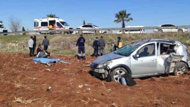 Photo of Şanlıurfa'da trafik kazası: 6 yaralı