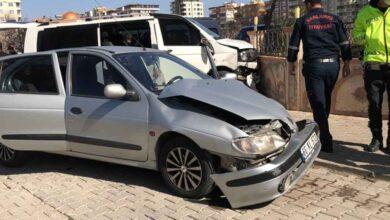 Photo of Şanlıurfa'da Trafik Kazası!