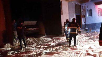 Photo of Şanlıurfa'da 1 Ev ve 2 Araç Küle Döndü