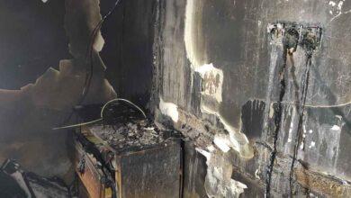 Photo of Urfa'da Yangın! Gecekondu Küle Döndü