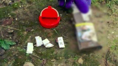 Photo of Sobadan ve şeker kutusundan uyuşturucu çıktı