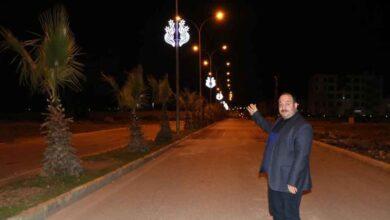 Photo of Viranşehir ışıl ışıl oldu