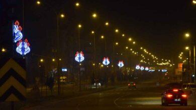 Photo of Viranşehir Belediyesi refüjleri ışıklandırdı