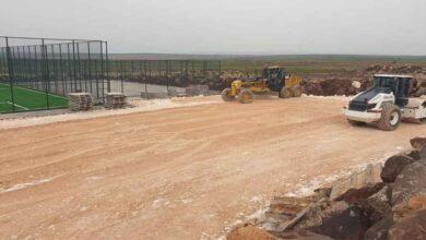 Photo of Viranşehirde Sarıbal kırsal mahallesinde asfalt çalışması