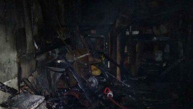 Photo of Çıkan yangında yaşlı çift hayatını kaybetti
