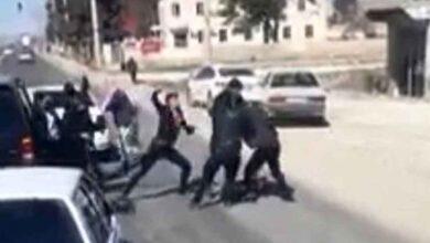 Photo of Şanlıurfa'da yol verme kavgası