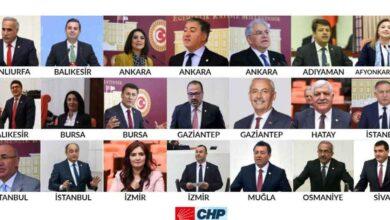 Photo of CHP Milletvekilleri bugün Şanlıurfa'ya geliyor