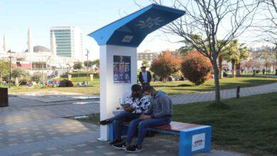 """Photo of Urfa'da """"Şarj eden akıllı bank"""" uygulaması hizmette"""