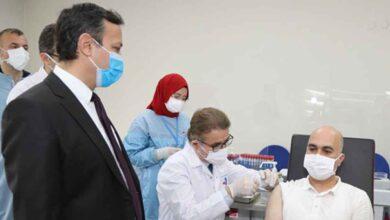 Photo of Yerli aşıda gönüllülere 2. doz uygulaması başladı