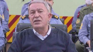 Photo of Milli Savunma Bakanı Hulusi Akar'dan Mısır mesajı!