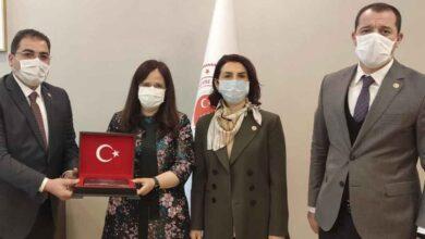 Photo of Başkan Canpolat Ankara'dan eli boş dönmedi