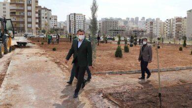 """Photo of Baydilli: """"Yeni Parklarla İlçemizi Yeşillendiriyoruz"""""""