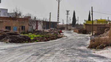 Photo of Ceylanpınar kırsalı çamur ve tozdan arındırılıyor