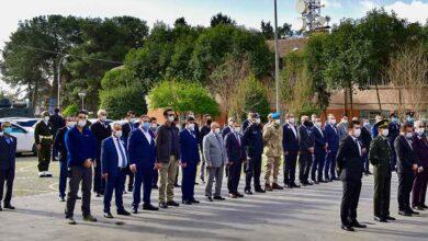 Photo of Ceylanpınar'da 18 Mart Çanakkale Zaferi Kutlandı