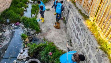 Photo of Ceylanpınar Antep Deresi Temizleniyor
