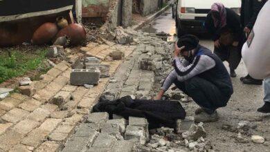 Photo of Çöken duvarın altında kalan 5 yaşındaki çocuk öldü