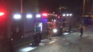 Photo of Korkunç olay: Karısı ve kızı içerideyken evi ateşe verdi