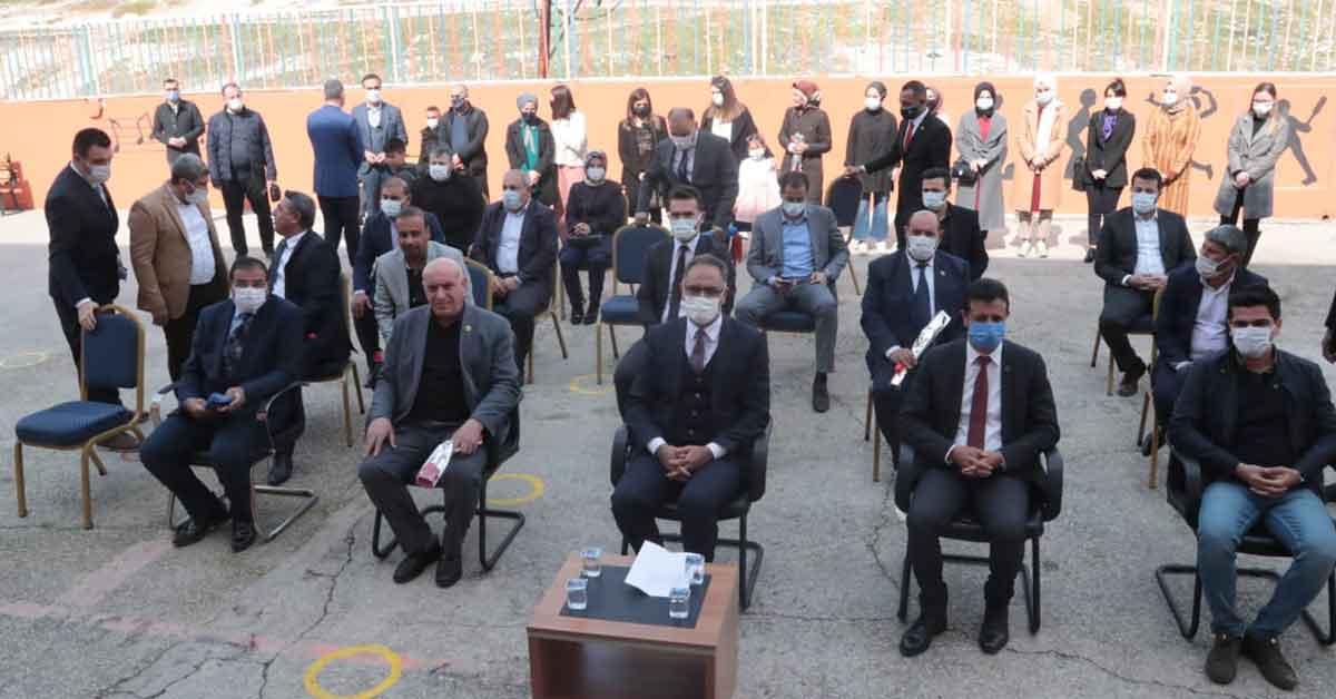 Eyyübiye Belediyesi, 8 kütüphane açılışı yaptı