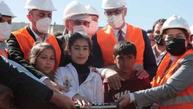 Photo of Eyyübiye belediyesi, Devasa gençlik merkezinin temelini attı