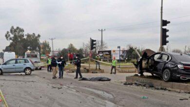 Photo of Feci kaza baba oğlu hayattan kopardı: 2 ölü, 3 yaralı