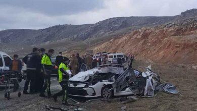 Photo of Feci kaza: 5 ölü, 4 yaralı