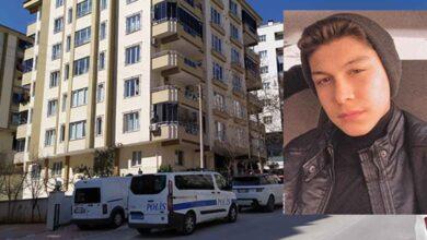 Photo of 17 yaşındaki gencin sır ölümü