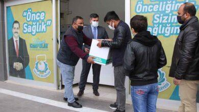 Photo of Haliliye Belediyesi Pku Hastalarının Yanında Oluyor