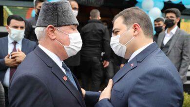 Photo of Canpolat, Şehit Yakınları Ve Gazileri Unutmadı