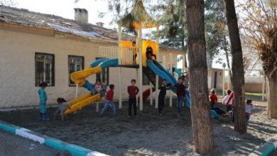 Photo of Haliliye kırsalındaki Çocukların Yüzü Güldü