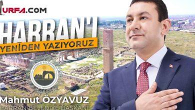 Photo of Harran'da başkan Özyavuz ile hizmet dolu 2 yıl