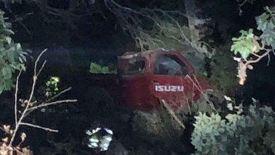 Photo of Kamyonet uçuruma yuvarlandı: 1 ölü, 4 yaralı