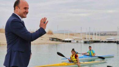 Photo of Eren, Bozova'daki Sporcuları Ziyaret Etti