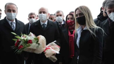 Photo of Ulaştırma Bakanı Karaismailoğlu Şanlıurfa'da