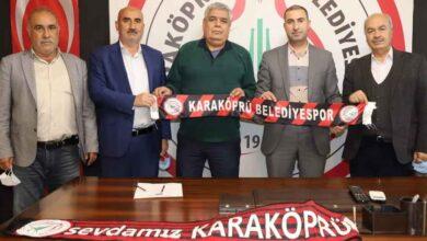 Photo of Karaköprü Belediyespor Dibe Vurdu