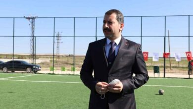 Photo of Karaköprü kırsalında spor yatırımı