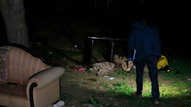 Photo of Husumetlisini vurmak isterken karısını vurdu