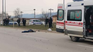 Photo of Motosiklet ile bisiklet çarpıştı: 1 ölü