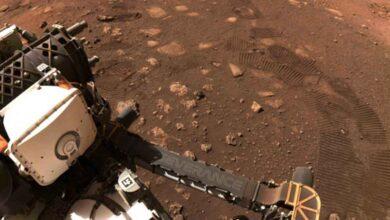 Photo of NASA'nın uzay aracı Mars'ta ilk test sürüşünü gerçekleştirdi
