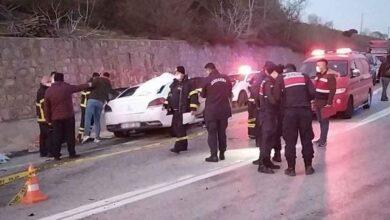 Photo of Otobüsle otomobil çarpıştı: 3 ölü, 11 yaralı