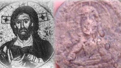 Photo of Ağaçları sularken 1500 yıllık para buldu